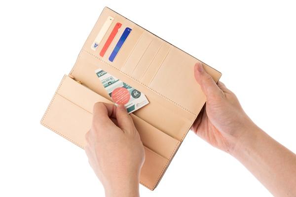 コードバンマチ長財布