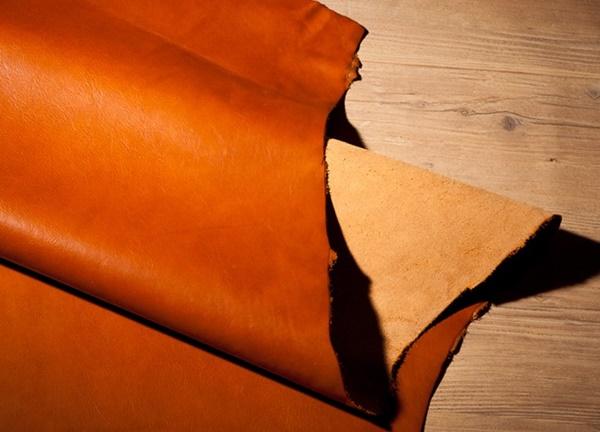 マットーネの天然皮革