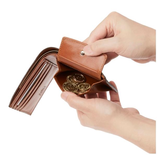 ロッソピエトラ・二つ折り財布2