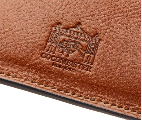 ロッソピエトラ・二つ折り財布のロゴ