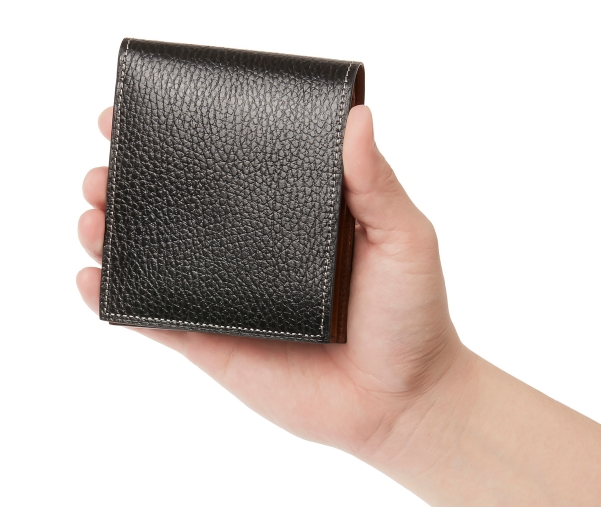 ロッソピエトラ・二つ折り財布4